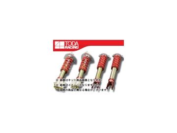 戸田レーシング/TODA RACING ファイテックス ダンパー/FIGHTEX DAMPER ダンパー KIT[ダンパー+スプリング+ピロアッパー] 1台分 TypeDA 51520-CT9-000 ランサー CT9A