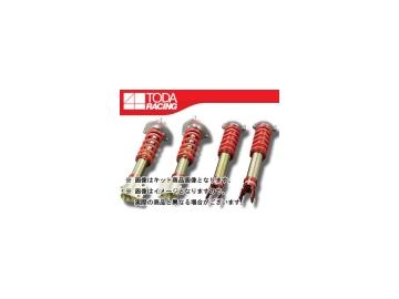 戸田レーシング/TODA RACING ファイテックス ダンパー/FIGHTEX DAMPER ダンパー KIT[ダンパー+スプリング+ピロアッパー] 1台分 TypeDA-G 51530-CT9-000 ランサー CT9A