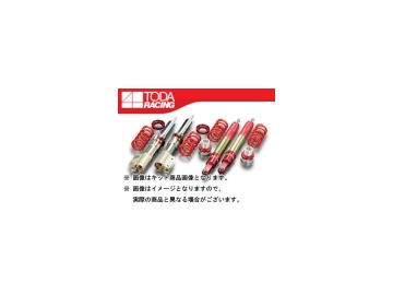 戸田レーシング/TODA RACING ファイテックス ダンパー/FIGHTEX DAMPER ダンパーのみ 1台分 TypeDA 51522-GD3-000 フィット GD3