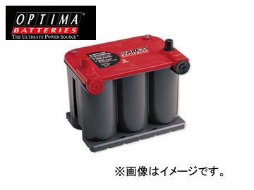オプティマ/OPTIMA カーバッテリー レッドトップ 23060009 Red Top U-3.7L