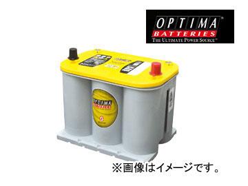 オプティマ/OPTIMA カーバッテリー イエロートップ 23060019 Yellow Top S-3.7