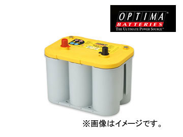 オプティマ/OPTIMA カーバッテリー イエロートップ 23060004 Yellow Top S-4.2