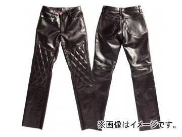 2輪 カドヤ/KADOYA K'S LEATHER エボ・パンツ No.2260 ブラック サイズ:28~34
