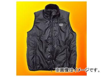 送料無料! 2輪 カドヤ/KADOYA K'S PRODUCT/HEAT INCLUDER HINC/EHベスト No.6538 ブラック