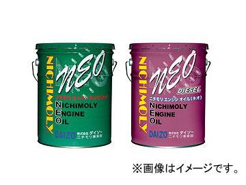 ニチモリ/NICHIMOLY エンジンオイルNEO SL・5W-30 ガソリン専用 ペール缶 20L NEO-511