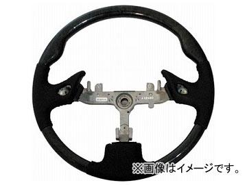 オートインフォ コンビステアリング ブラック×パンチブラック トヨタ 16系アリスト 前期用
