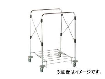 テラモト/TERAMOTO スタンディングカート(フレーム) 小 キャスター直径/75mm バンパーなし DS-226-050-0 JAN:4904771442709