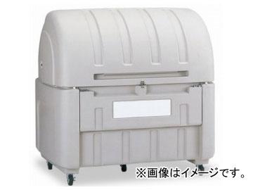 テラモト/TERAMOTO ワイドペール1000(カギ穴付) キャスター付 DS-221-098-5 JAN:4904771437804