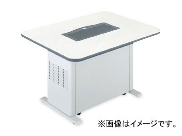 テラモト/TERAMOTO スモークダッシュ フラット テーブル付・BSFT13D/BTF90DW SS-566-010-0