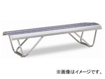 テラモト/TERAMOTO ベンチBN-4(背なし) BC-597-005-0 JAN:4904771614304