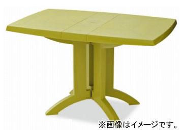 テラモト/TERAMOTO ベガFテーブル118×77 1.グリーン MZ-594-000