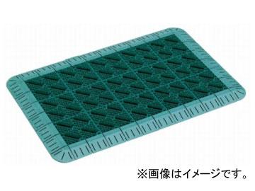 テラモト/TERAMOTO カラーブラッシュ(R) 600×900mm(ふち付) MR-096-240
