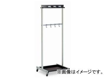テラモト/TERAMOTO モップハンガー RC型コンパクト(6本掛) CE-491-340-0 JAN:4904771641201