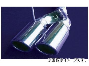 バタフライシステム 黒死蝶 ゲーベンマフラー[SS09](シングル/サイレンサー付) ホンダ ライフ JB5,6,7,8 前期
