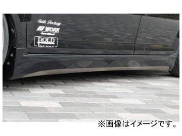 バタフライシステム 黒死蝶 サイドステップ ミツビシ ekスポーツ H82W