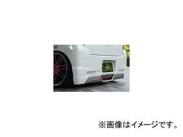 バタフライシステム GLANZ リアハーフスポイラー(付加タイプ) スズキ ワゴンR スティングレー MH23