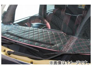 バタフライシステム レース ダッシュマット ダイハツ ムーヴ L175S系 2006年10月~