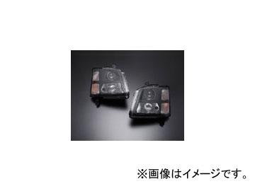 クリアワールド クリアヘッドランプ インナーブラック CHS-02 スズキ ワゴンR MC11・21 1998年10月~2003年09月