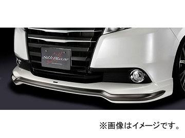 シルクブレイズ フロントスポイラー 純正色/ブラック塗り分け トヨタ ノア/ノアハイブリッド ZRR/ZWR8# G/Xグレード 選べる6塗装色