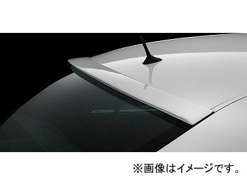 シルクブレイズ クロノス ルーフスポイラー 純正単色 トヨタ クラウン アスリート/ロイヤル GRS/GWS20# ハイブリッド含む 選べる7塗装色