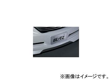 ブリッツ/BLITZ フロントリップスポイラー 未塗装 No.60120 レクサス/LEXUS LS 460 USF40 2006年09月~2008年08月