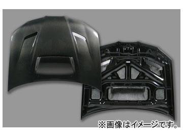 モンスタースポーツ エアアウトレットカーボンボンネット 6DQB16 スバル インプレッサ GDB/GDA F型 2005年06月~