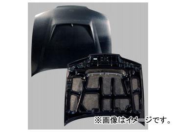 モンスタースポーツ エアアウトレットカーボンボンネット 4CQB10 ホンダ インテグラ DC2