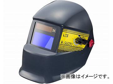 理研オプテック/RIKEN 溶接面 Rシリーズ ヘルメット取付型 R-5500V-H