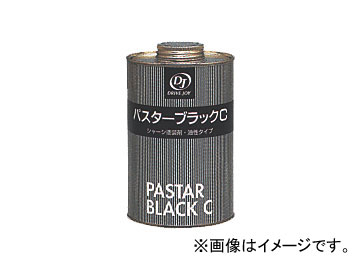 トヨタ/タクティー パスターブラックC カラー:黒色 油性 薄膜 V9240-0003 入数:18L×1缶