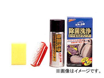 トヨタ/タクティー 除菌洗浄シート&マットクリーナー エアゾールタイプ 13102 入数:420ml×30個