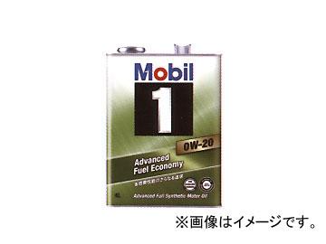 トヨタ/タクティー モービル モービル1 ガソリンエンジンオイル SN/CF GF-5 A1/B1 0W-20 EM4117122 入数:4L×1缶