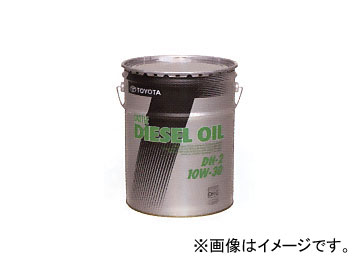 純正トヨタ キャッスル ディーゼルエンジンオイル DH-2 10W-30 S0410-18210 入数:20L×1缶