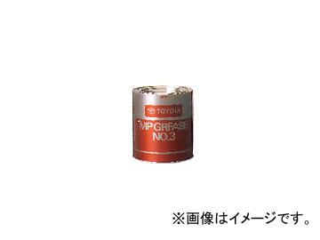 純正トヨタ MPグリース No.3 08887-00200 入数:16kg×1缶