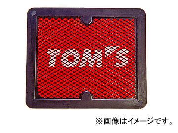 トムス エアクリーナー スーパーラムII 17801-TSR33 入数:2個(1台分) レクサス LS USF4#/UVF4# 1UR-FSE/2UR-FSE 2006年08月~