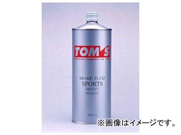 トムス ブレーキフルード 00200-TBF02 入数:1L×6缶