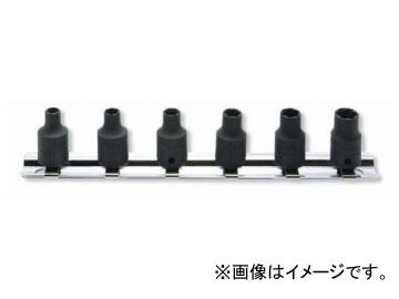 コーケン/Koken ナットツイスター レールセット 6ヶ組 RS2127/6