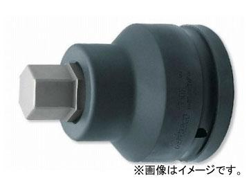 """コーケン/Koken 1-1/2""""(38.1mm) ヘックスビットソケット 17108-32-30"""