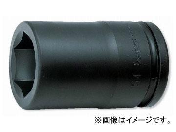 """コーケン/Koken 2-1/2""""(63.5mm) 6角ディープソケット 19300M-75"""