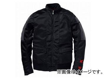 2輪 ホンダライディングギア ×YOSHIDA ROBERTO シングルライダースジャケット ブラック 選べる4サイズ