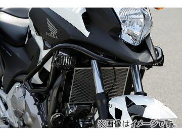 2輪 ヘプコ&ベッカー エンジンガード 501973-0001 ブラック ホンダ NC700X 2012年~2013年 JAN:4548664663309