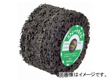 柳瀬/YANASE ユニロンブラックホイール(ストレート80) ST80NBH 入数:3個