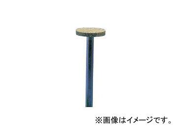 柳瀬/YANASE 電着ダイヤモンドバー 平型 CBN CBK-200H