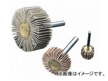 柳瀬/YANASE ダイヤ軸付フラップホイール MIXタイプ 50×20×6 粒度:#60,#100,#120