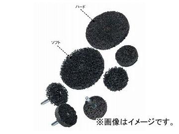 柳瀬/YANASE ユニロンブラックホイール 100×13×6穴 NBH10013 入数:10本