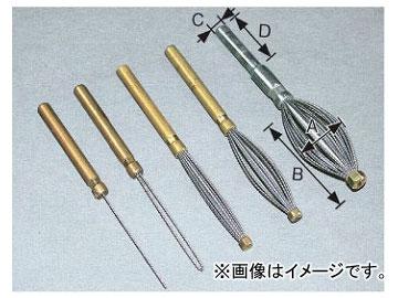 柳瀬/YANASE バリトリビットハード 20×50×6×50 BTBP-200