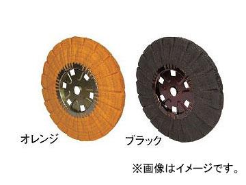 柳瀬/YANASE サイザルギャザーバフ 色処理 360×125×25.4 カラー:オレンジ,レッド,イエロー,ブラウン,ブラック