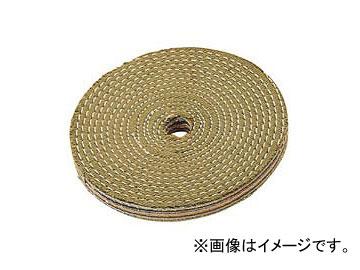 柳瀬/YANASE エメリーバフ(鉄羽布) 350mm EB-350-25.4 入数:5個