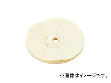 柳瀬/YANASE キャラコ仕上げバフ 300mm SB-300-25.4 入数:5個