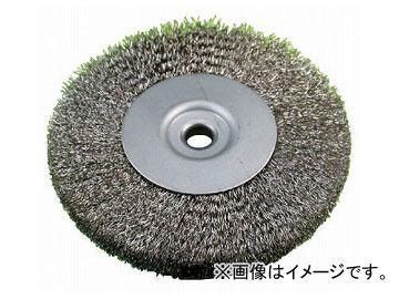 柳瀬/YANASE ホイールブラシ・ステンレス 300×25.4×32×150 BSF313