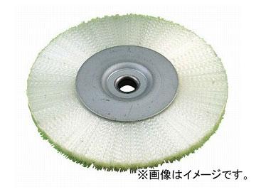 柳瀬/YANASE ホイールブラシ・無砥粒ユニロン 300×25.4×32×150×75 YB506